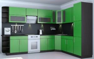 Кухня ЛДСП 12