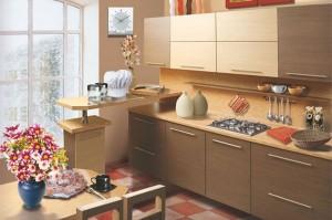 Кухня ЛДСП 13