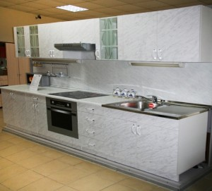 Кухня ЛДСП 17