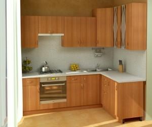 Кухня ЛДСП 20