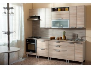 Кухня ЛДСП 21