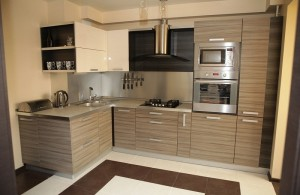 Кухня ЛДСП 3