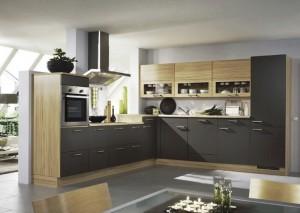 Кухня МДФ 1