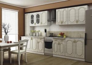 Кухня МДФ 11