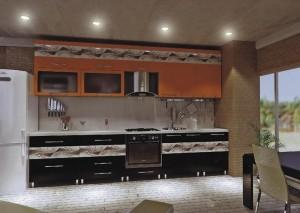 Кухня МДФ 15