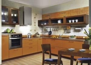 Кухня МДФ 20