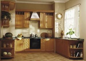 Кухня МДФ 22
