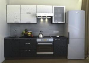 Кухня МДФ 23