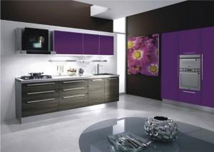 Кухня МДФ 25