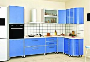 Кухня МДФ 27