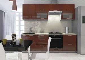 Кухня МДФ 6