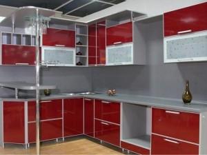 Кухня пластик 3