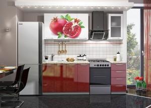 Кухня фотопечать 12