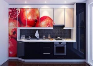 Кухня фотопечать 16