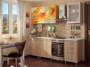 Кухня фотопечать 21