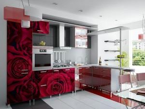 Кухня фотопечать 22