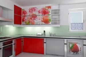 Кухня фотопечать 23
