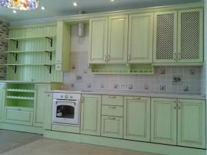 Кухня Эмаль 13