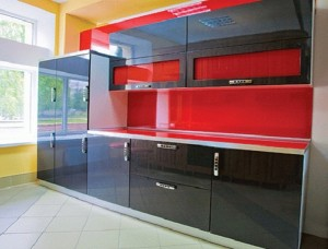 Кухня Эмаль 27
