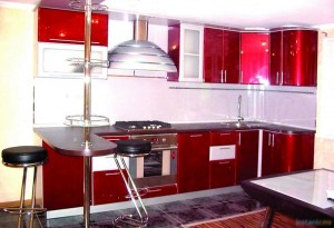 Кухня Эмаль 9