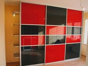 Шкаф-купе цвет стекло  3